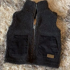 Carters 12 month fleece vest